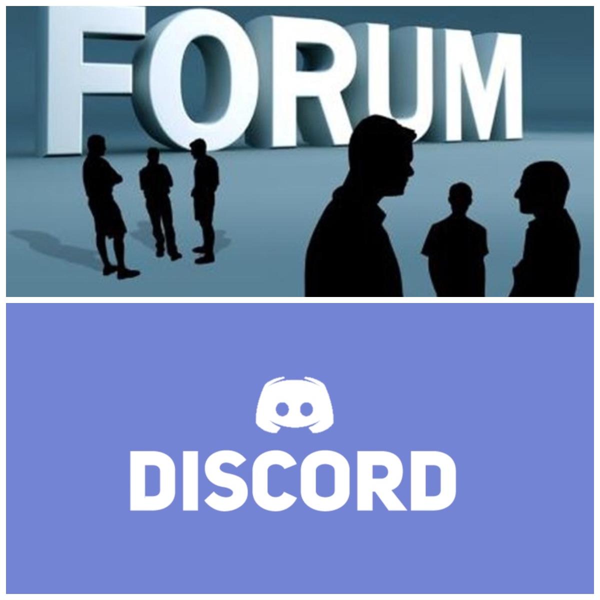 форумы дискорд